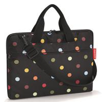 Сумка для ноутбука netbookbag dots, полиэстер, Reisenthel