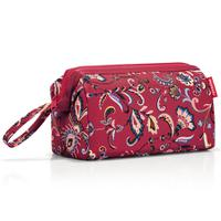 Косметичка Travelcosmetic paisley ruby, Reisenthel