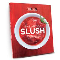 Книга рецептов the art of slush, Zoku
